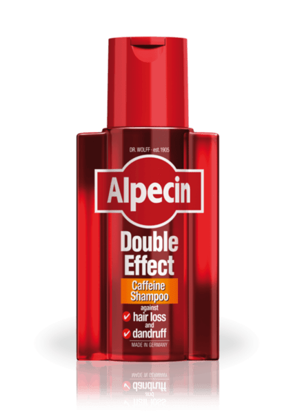 Алпецин (Alpecin) Кофеинов шампоан против косопад с двоен ефект 200 мл